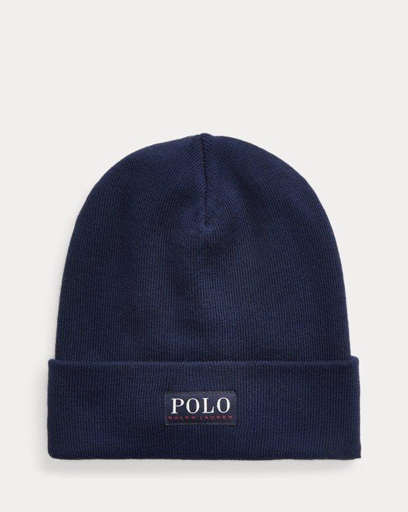 Rib-Knit Cotton Hat