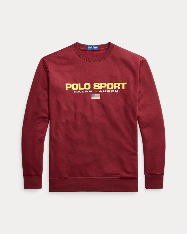Sweat Polo Sport en molleton