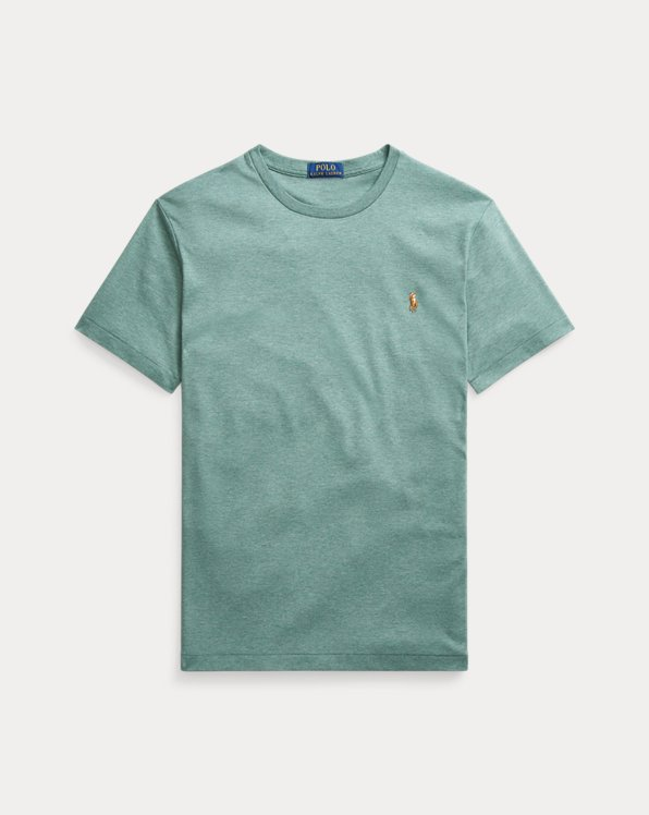 Custom-Slim-Fit Interlock-T-Shirt