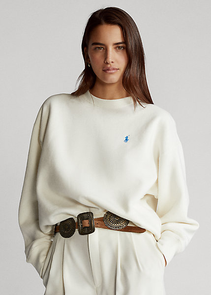 Polo Ralph Lauren Peace Love Polo Sweatshirt