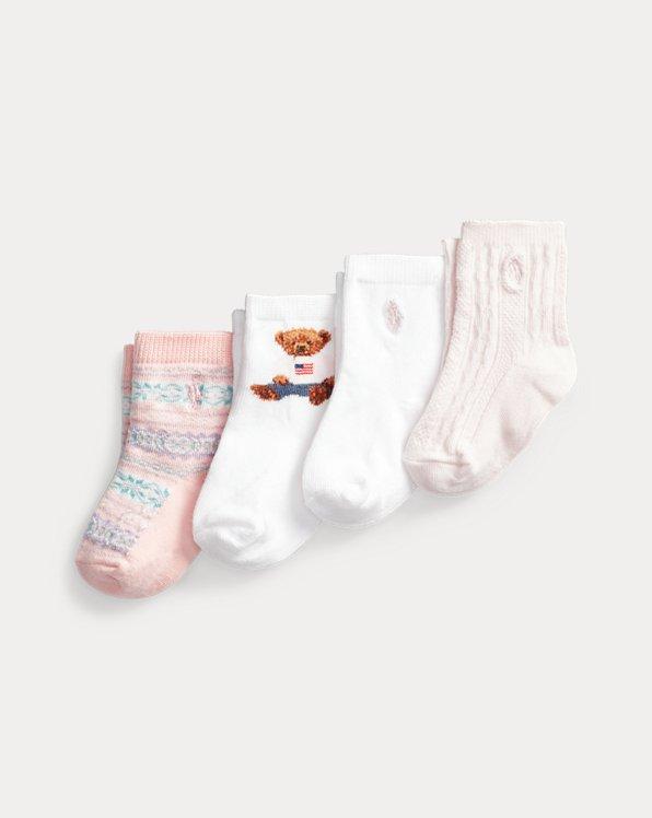 Polo Bear Sock Gift Box Set