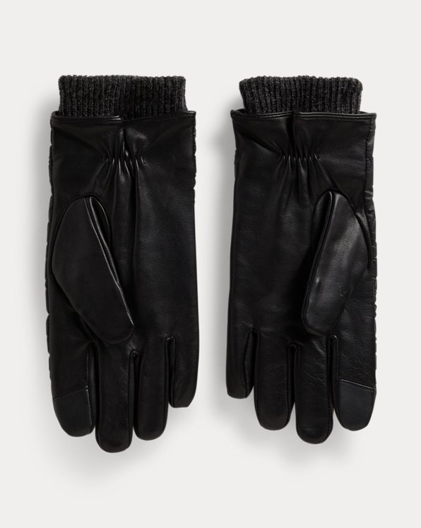 Quilted Touch Screen Field Gloves