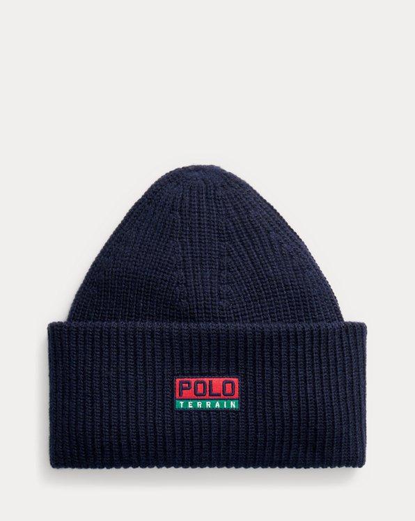 Polo Terrain Rib-Knit Hat