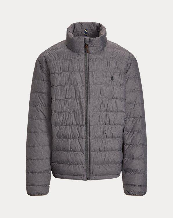 Packable Water-Repellent Jacket