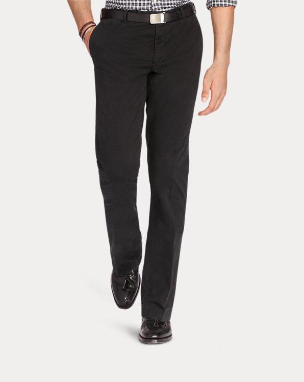 Stretch Slim-Fit Twill Trouser