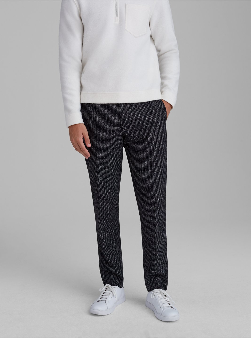 Sutton Textured Dress Pants