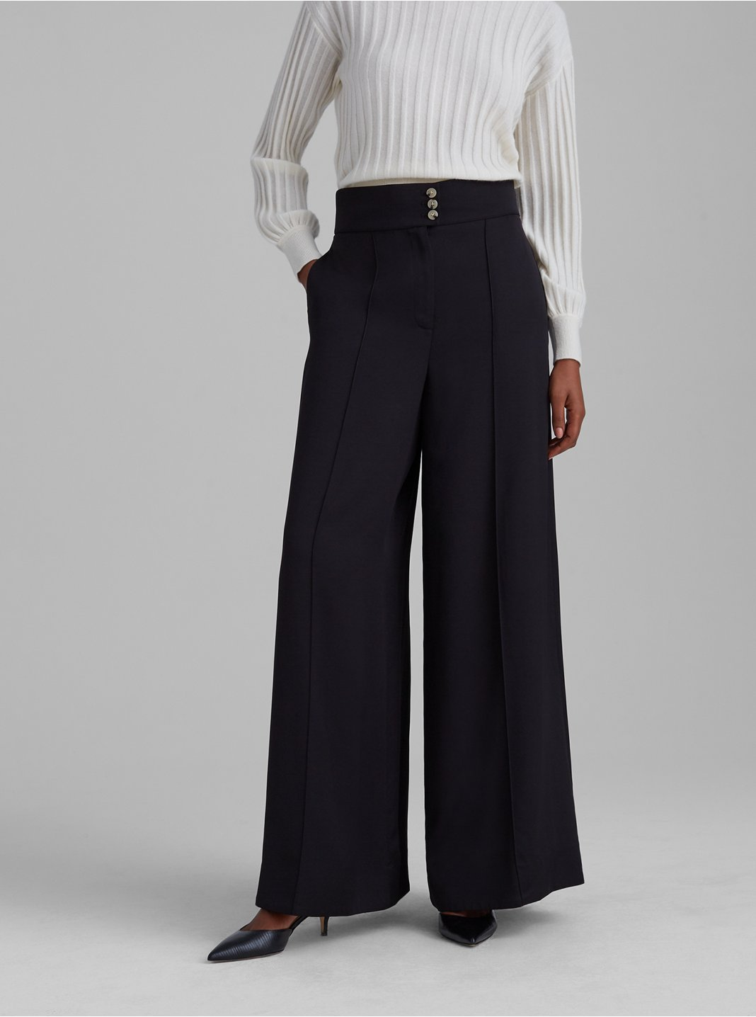 Soft Wide Leg Pants