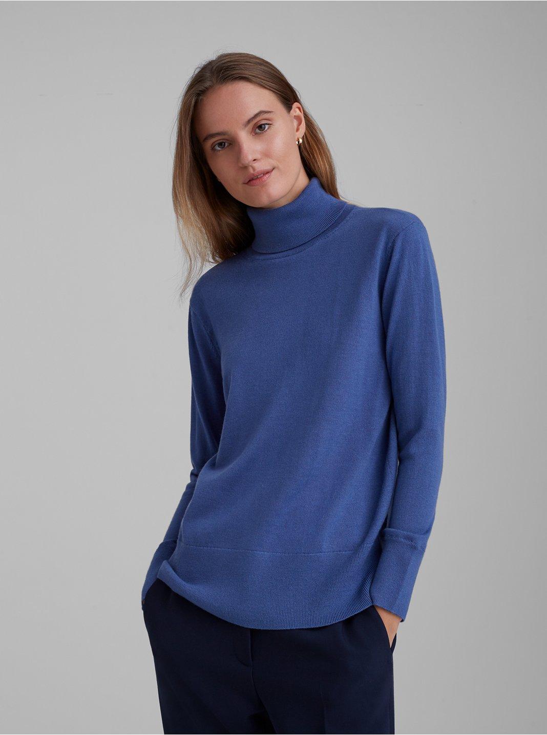 Essential Merino Wool Turtleneck