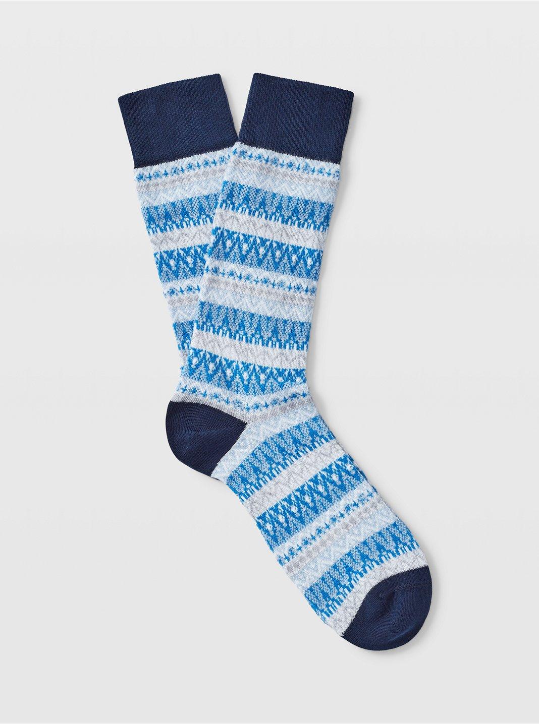 Icicle Socks