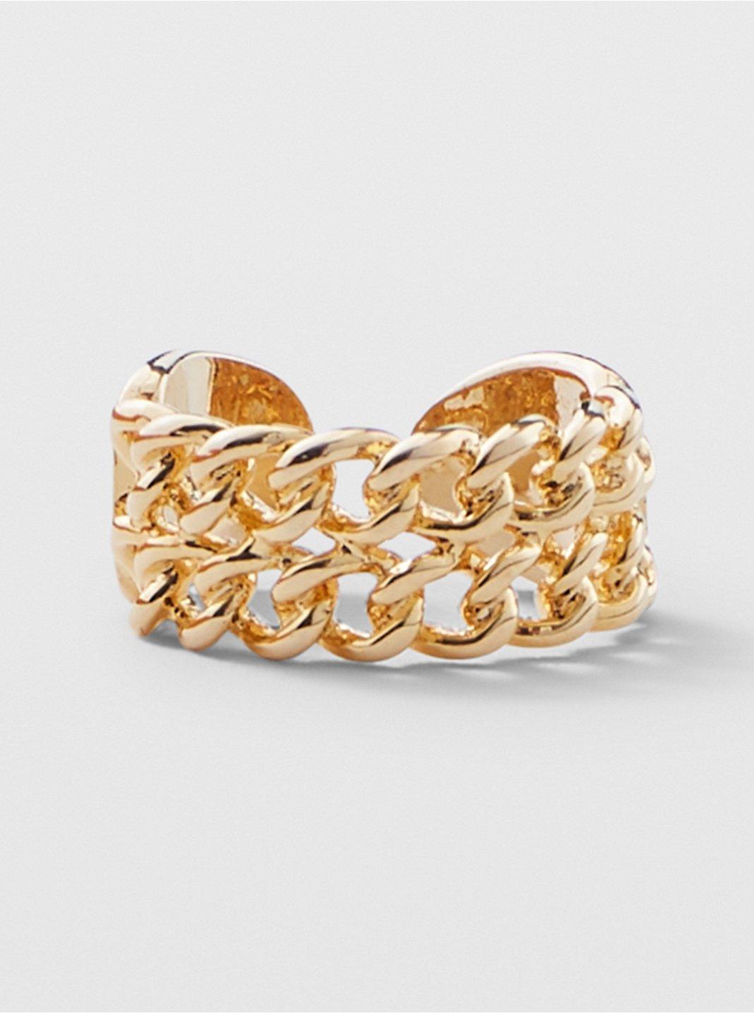 Serafina Link Ring