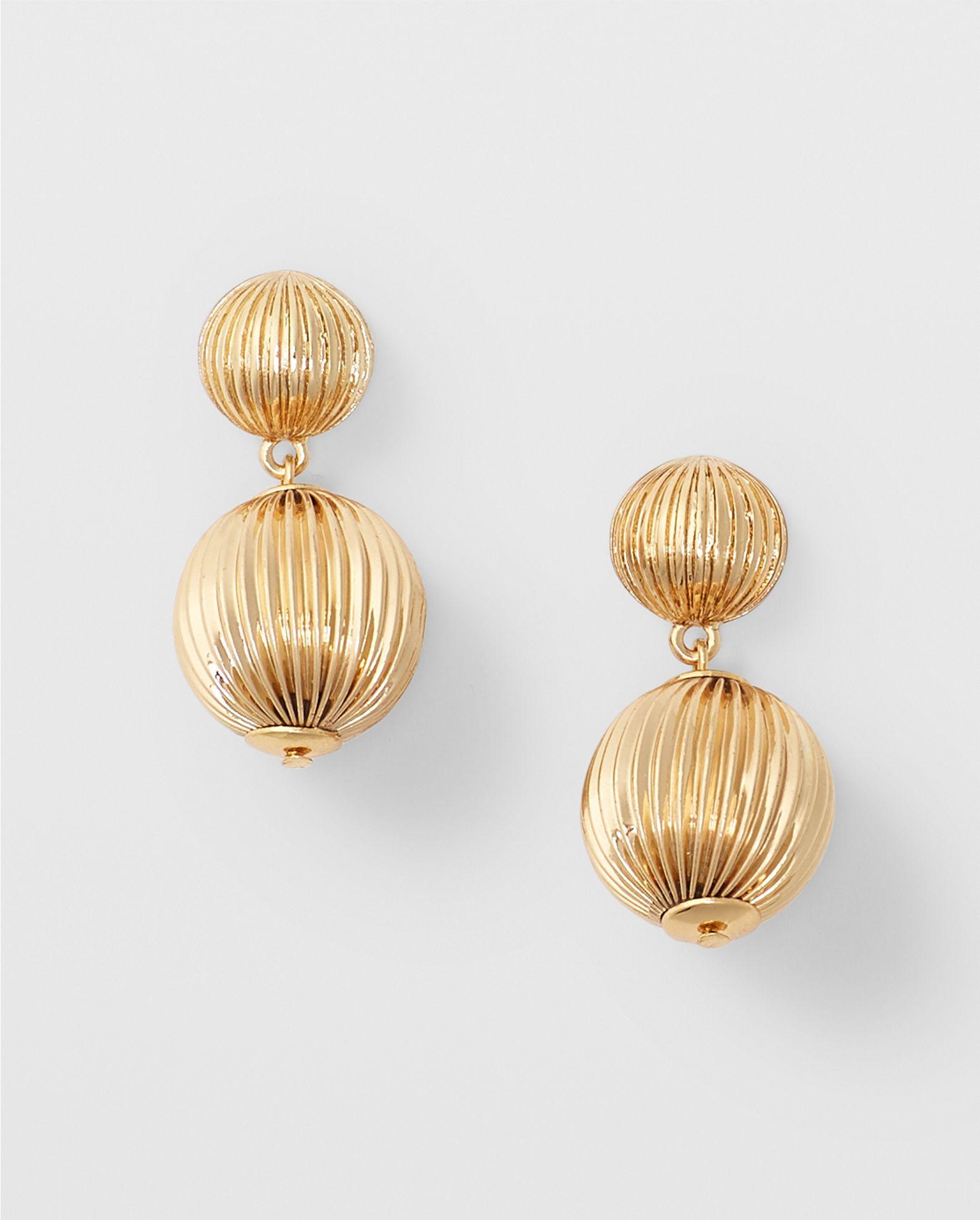 CLUB MONACO Bauble Earrings