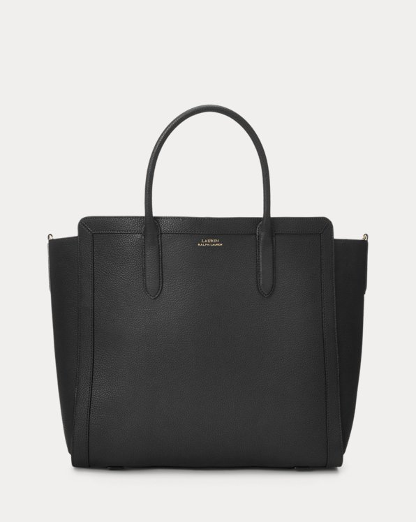 Leather Medium Tyler Tote
