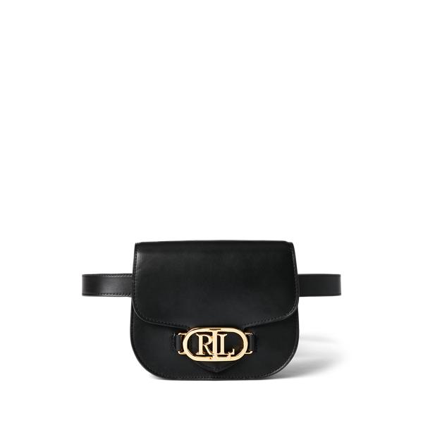 Aged Leather Medium Addie Belt Bag