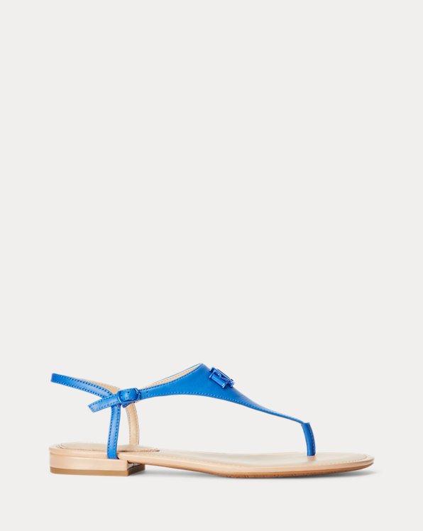 Ellington Nappa Leather Sandal
