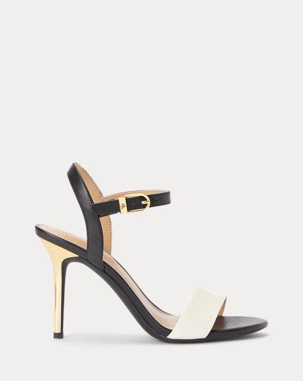 Gwen Leather Sandal