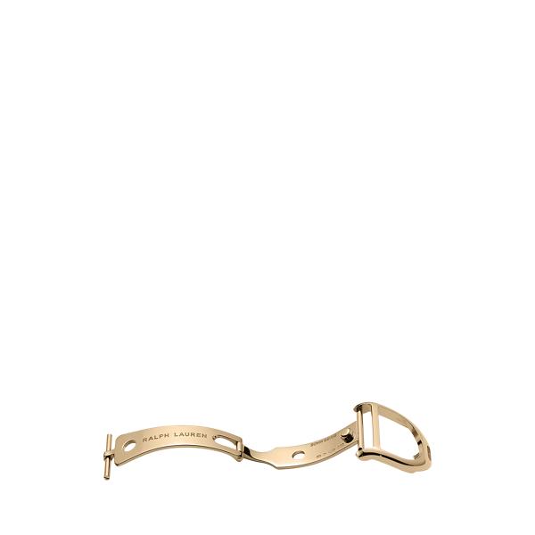 15 mm Rose Gold Folding Buckle