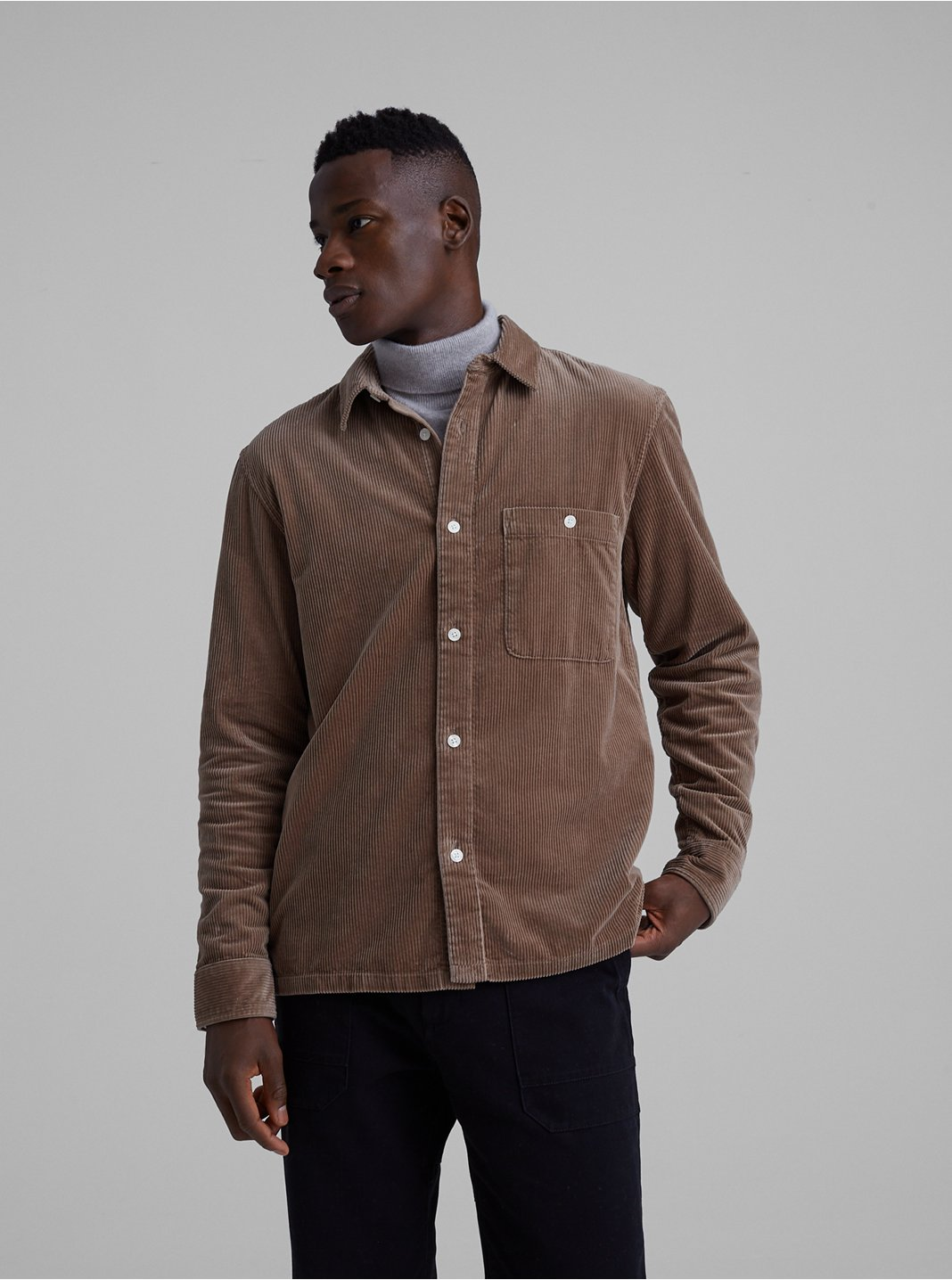 Corduroy Workshirt