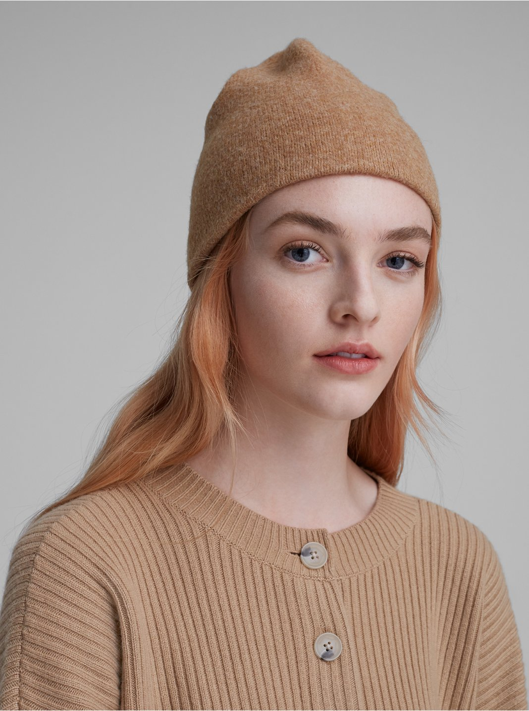 Double-Layer Beanie