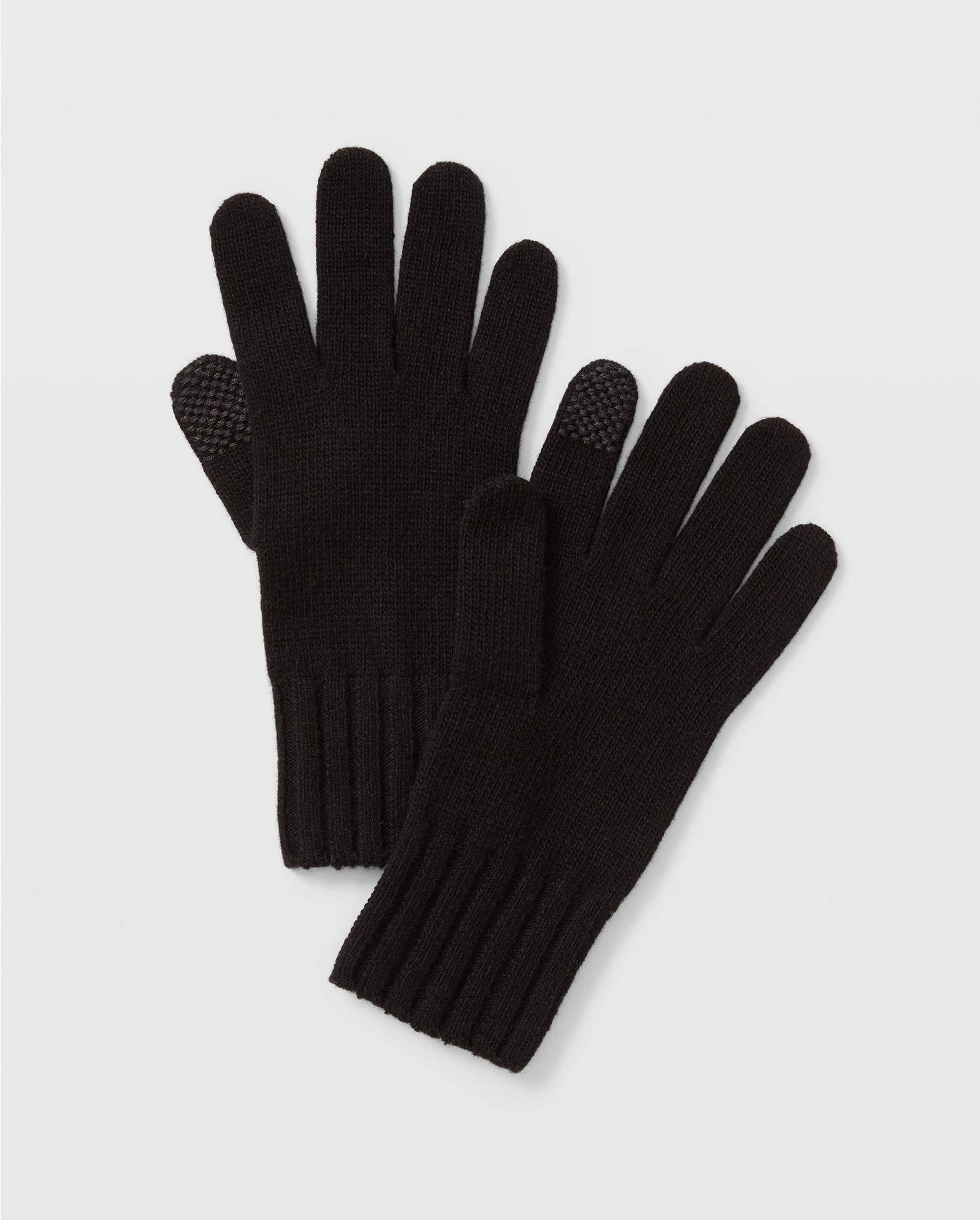 CLUB MONACO Portolano Rib Gloves