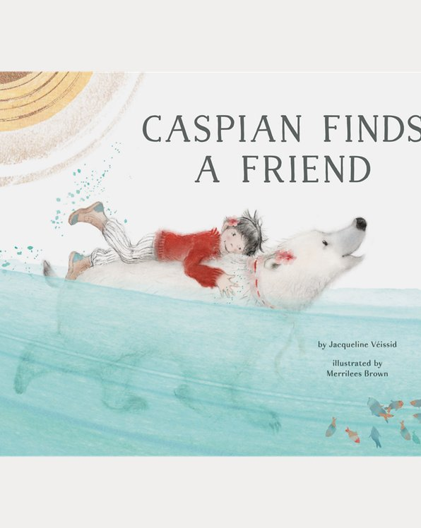 Caspian Finds Friends