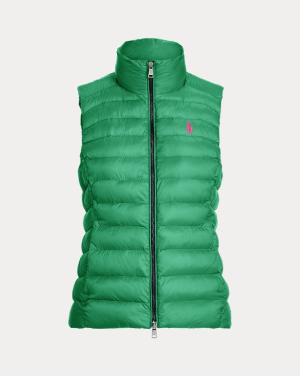 Women's Custom Packable Gilet