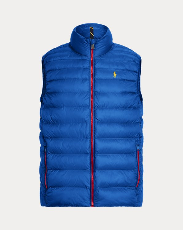 Men's Custom Packable Gilet
