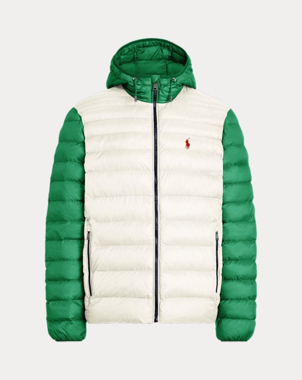 Big & Tall Custom Packable Hooded Jacket