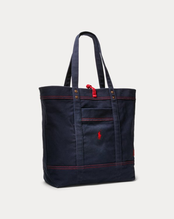 Polo CLOT Canvas Tote