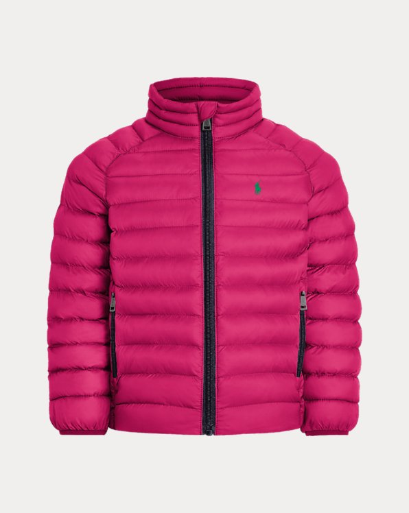 Girls' Custom Packable Jacket