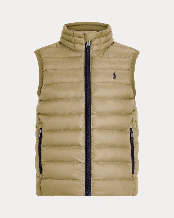 Girls' Custom Packable Vest