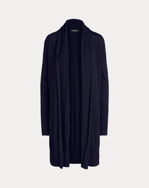 Modal-Silk Cardigan Jumper