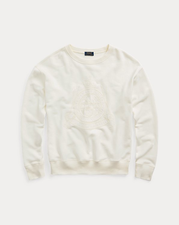 Crest Fleece Sweatshirt
