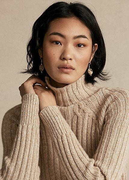 Polo RalphLauren Ribbed Turtleneck Sweater