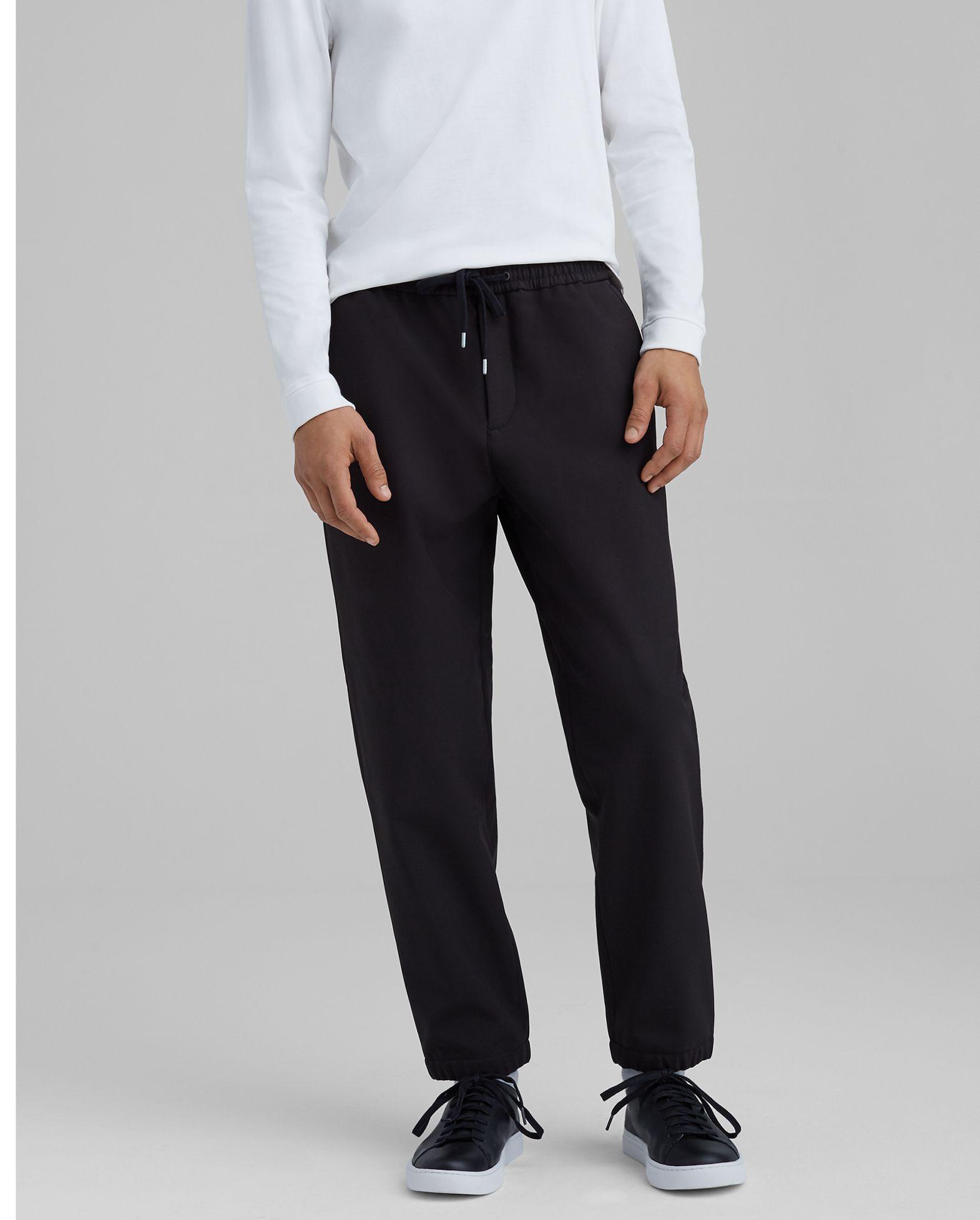 CLUB MONACO Fleece Back Pants
