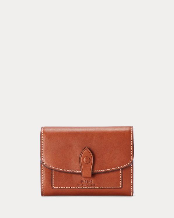 Vachetta Calfskin Compact Wallet