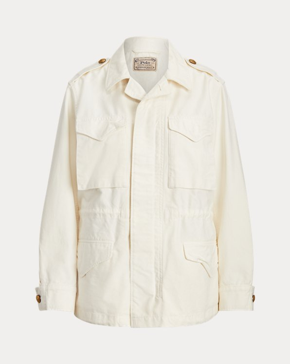 Surplus Cotton Twill Jacket