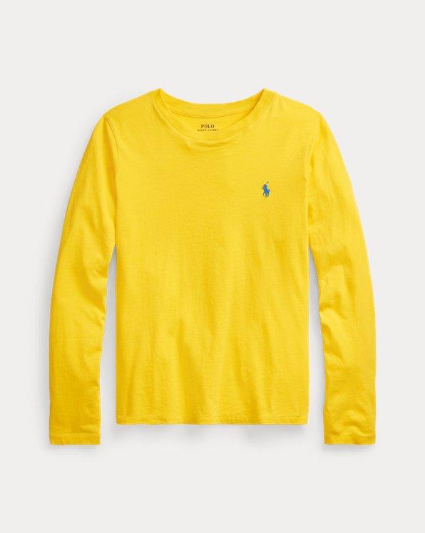Jersey Long-Sleeve Shirt