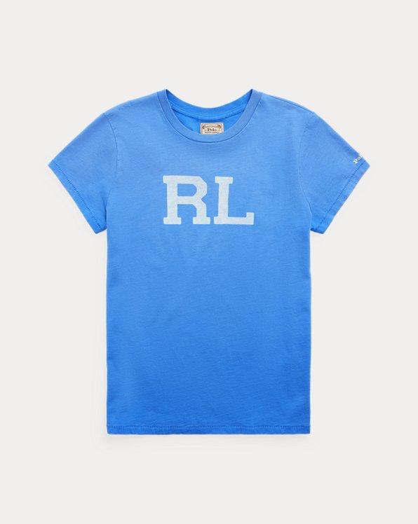 Maglietta RL in jersey di cotone
