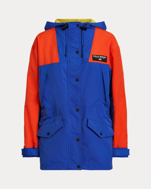Polo Sport Hooded Jacket