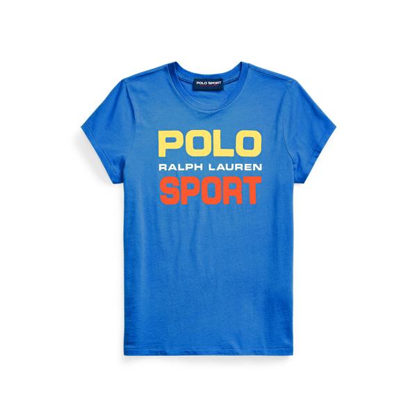 폴로 랄프로렌 Polo Ralph Lauren Polo Sport Cotton Tee,Spa Royal