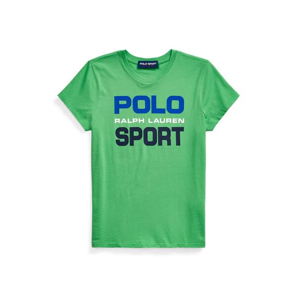 폴로 랄프로렌 Polo Ralph Lauren Polo Sport Cotton Tee,Neon Green