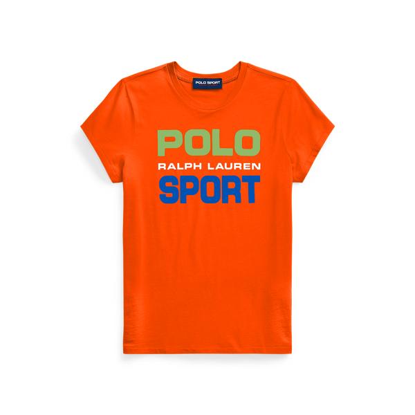 폴로 랄프로렌 Polo Ralph Lauren Polo Sport Cotton Tee,Sailing Orange