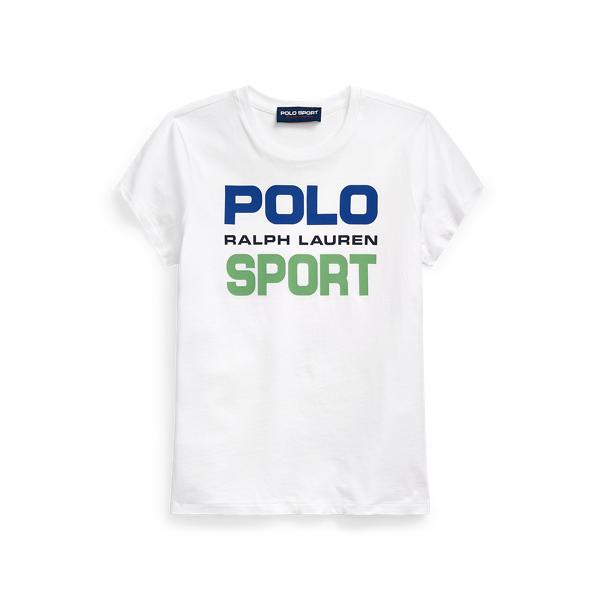 폴로 랄프로렌 Polo Ralph Lauren Polo Sport Cotton Tee,White