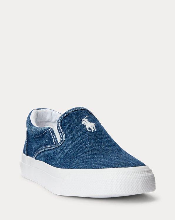 Bryn Denim Slip-On Sneaker