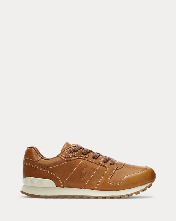 Classic Runner Leather Sneaker