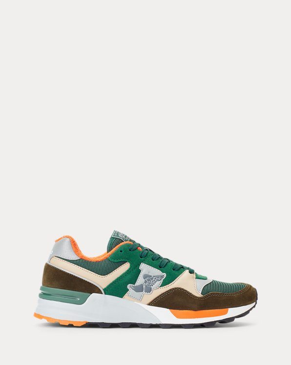 Sneaker Trackster 100 P-Wing