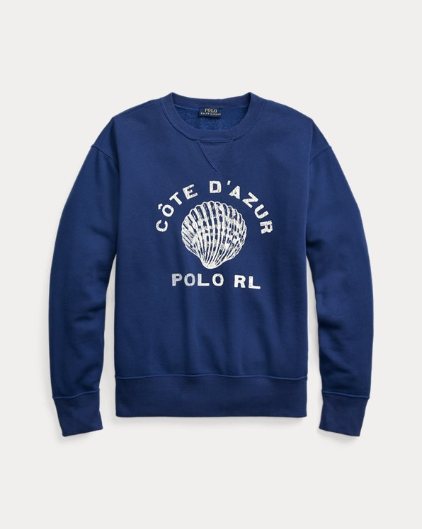 Cote d'Azur Fleece Sweatshirt