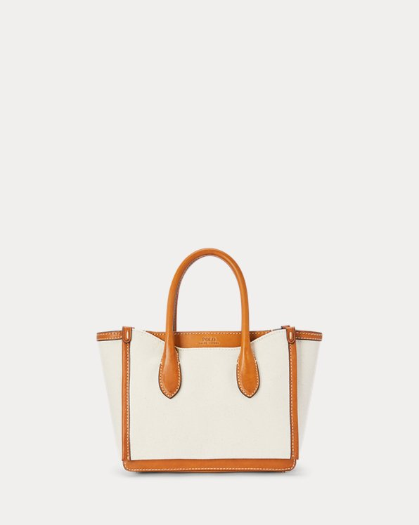 Canvas Mini Sloane Satchel