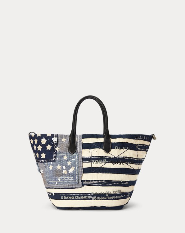 Flag Canvas Medium Bellport Tote