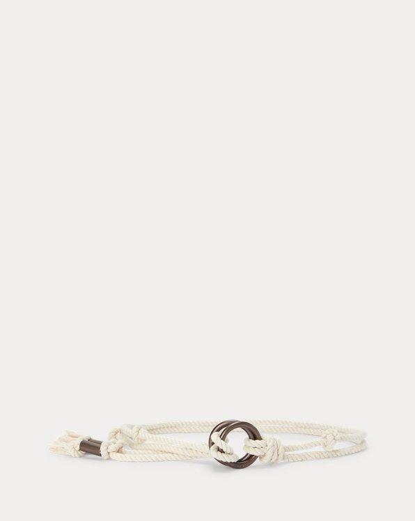 O-Ring Rope Belt